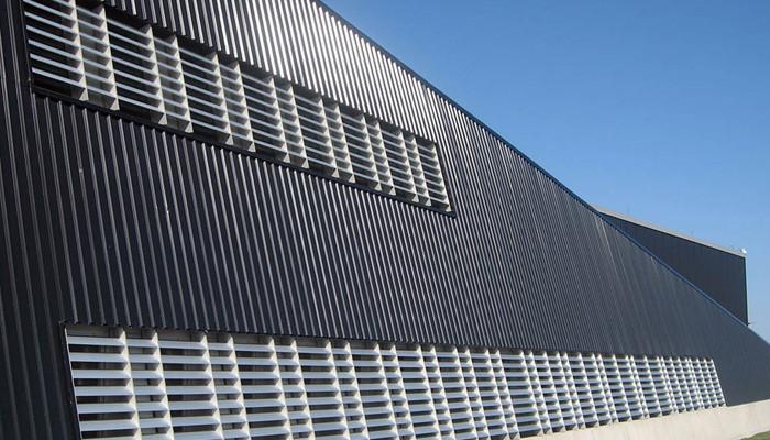 Un mur chauffant  et qui produit de l'électricité!