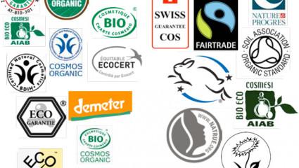Les labels de la cosmétique bio : une belle petite jungle...