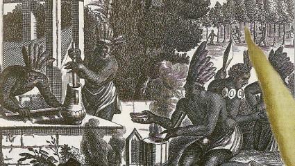 Aux origines du cacao, la légende des Aztèques