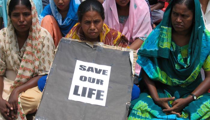 Vêtements propres, une mobilisation mondiale