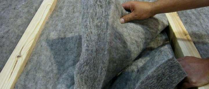 Une laine qui possède toutes  les qualités pour bien isoler!
