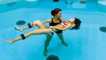 Le Watsu, une danse relaxante aurythme de l'eau
