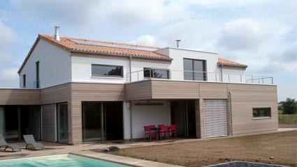 La plus grande maison passive de France