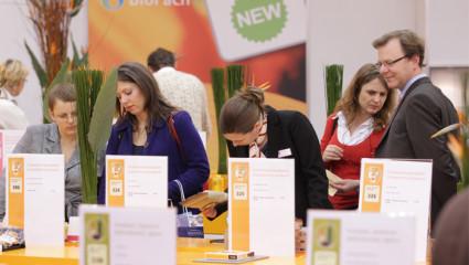Nuremberg accueille le BioFach 2013