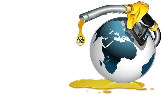 Diesel et particules fines: la région étouffe