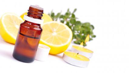 La détox avec les huiles essentielles