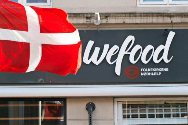 Le premier supermarché de restes alimentaires ouvre au Danemark