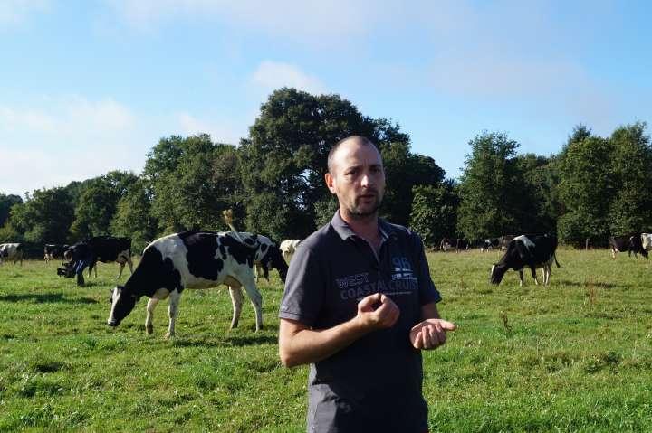 Yves Simon : l'agriculteur de demain en Ille-et-Villaine