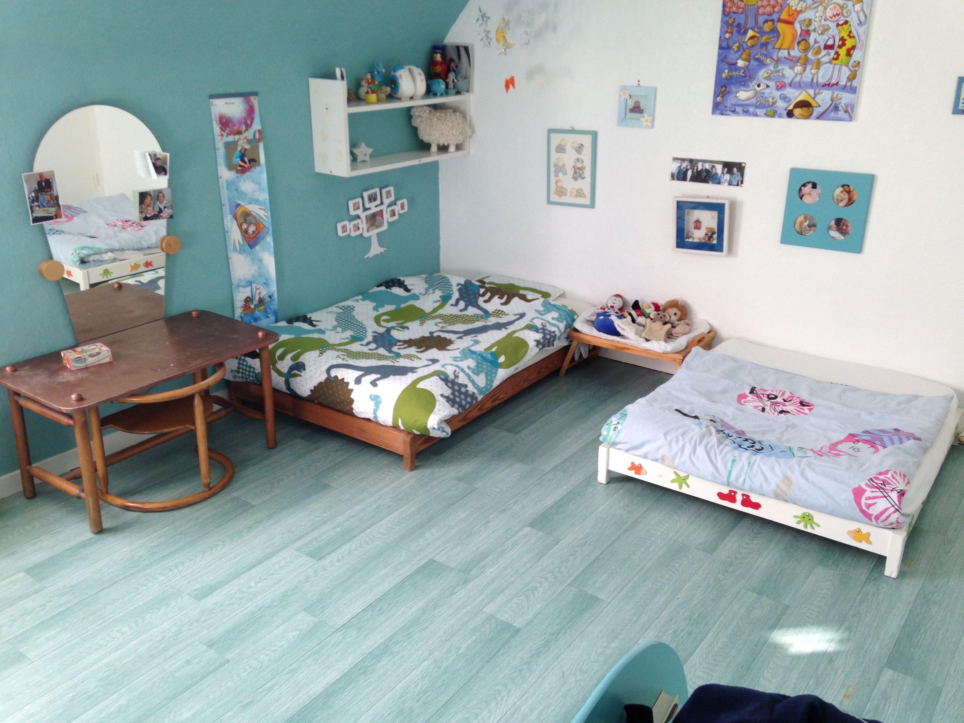 La chambre de bébé selon la pédagogie Montessori - Bio-info