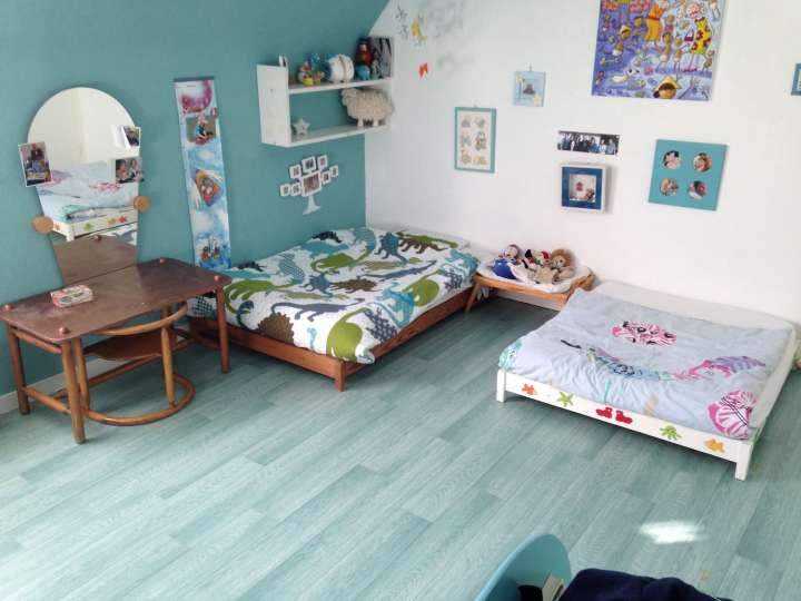 La chambre de bébé selon la pédagogie Montessori