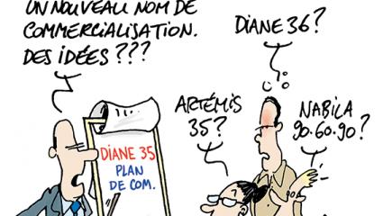 Diane35, un scandaleux retour
