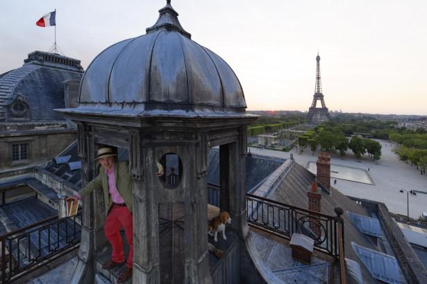 Paris fait son miel