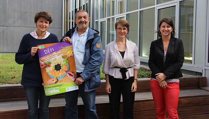 Du bio avec un budget repas équilibré? Un défi relevé en région Rhône-Alpes