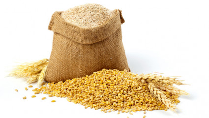 Avec la farine, soyez sélectif