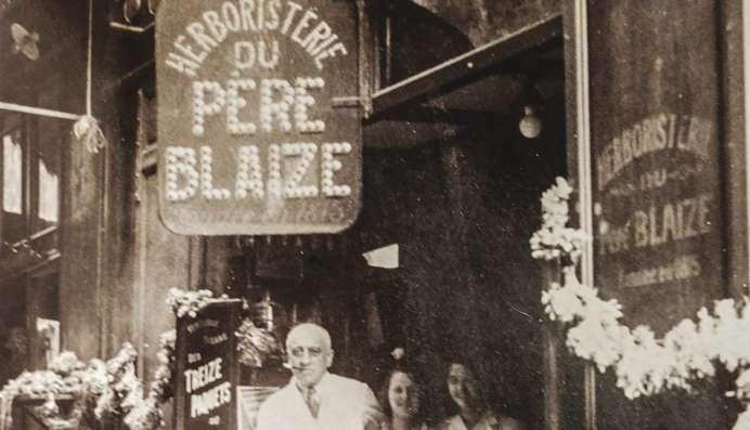 L'herboristerie du Père Blaize fête son bicentenaire