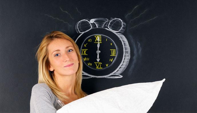 Le sommeil, une histoire d'horloge