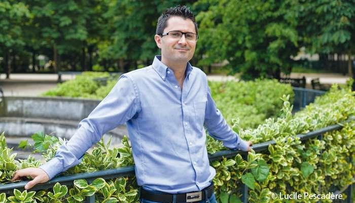 Julien Peron, un entrepreneur au service du bien-être