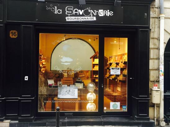 Les savons à froid d'Auvergne ouvrent boutique à Paris