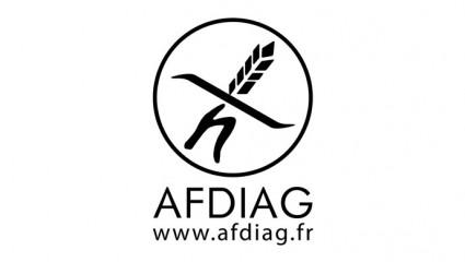 Gluten free : le logo de l'AFDIAG est la seule garantie