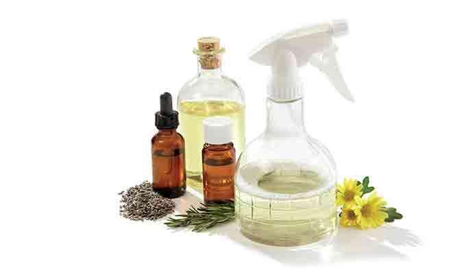 Votre ménage avec les huiles essentielles