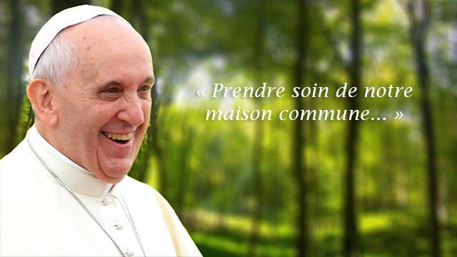 Encyclique: le pape François appelle à une révolution écologique