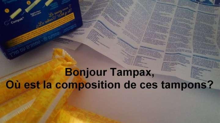 Tampons hygiéniques : nouveau courrier de Marisol Touraine en réponse à la pétition