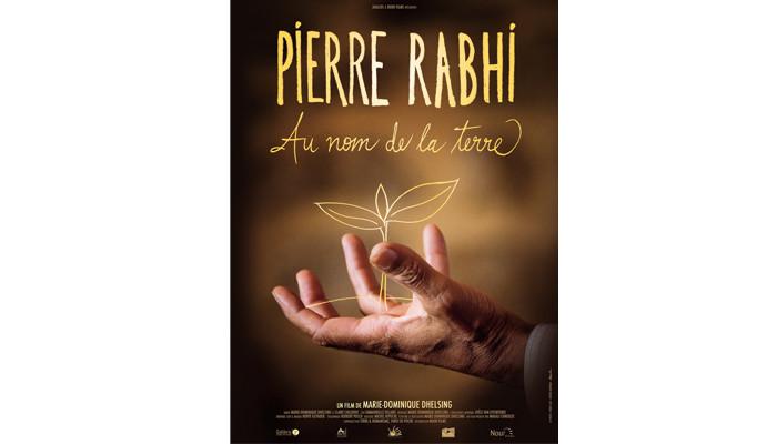 Pierre Rabhi raconté au cinéma