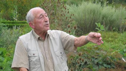André Caudron, passeur de simples