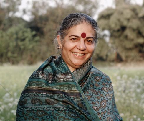 Vandana Shiva : « Sauver les graines, c'est sauver notre liberté »