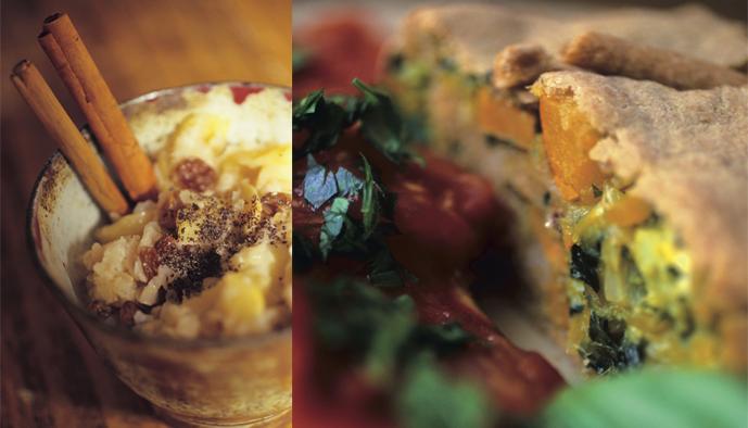 2 recettes d'automne par Isabella Obrist