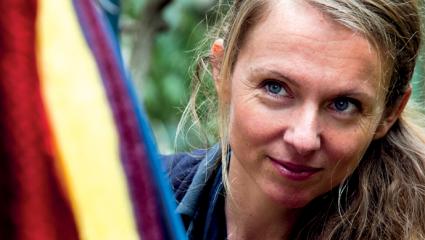 La teinture du textile au naturel : dans l'atelier de Sandrine Rozier