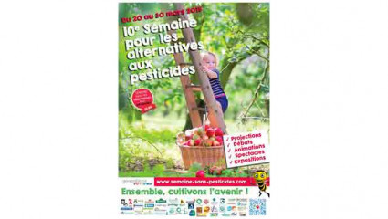 Dix ans d'alternatives aux pesticides