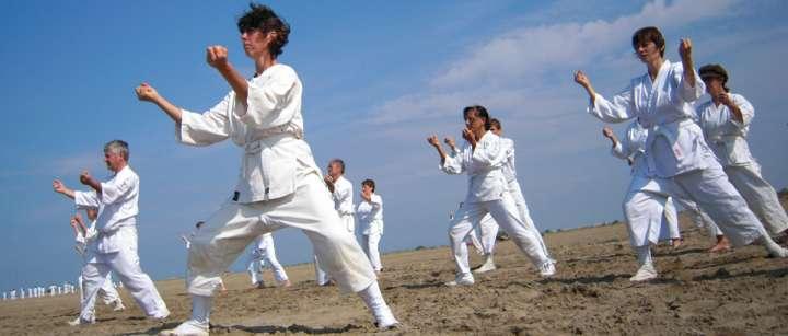 Le shintaïdo, la vie en mouvement