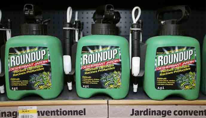 Roundup : à peine dilué