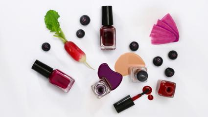 Pigments végétaux : de la magie au bout des doigts