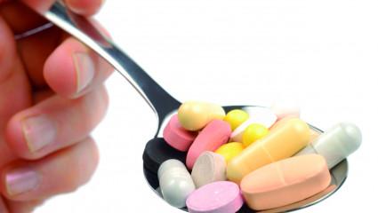 Des pilules aux parabènes dures à avaler